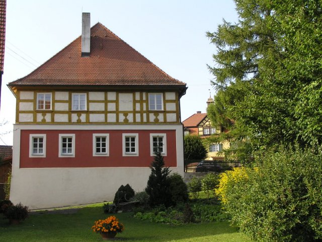 Altes Schulhaus Großengsee